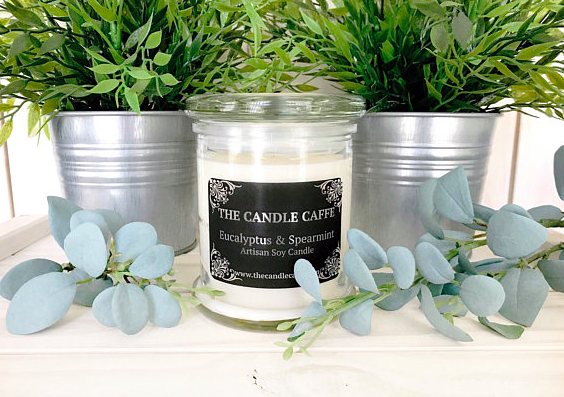 Eucalyptus and spearmint